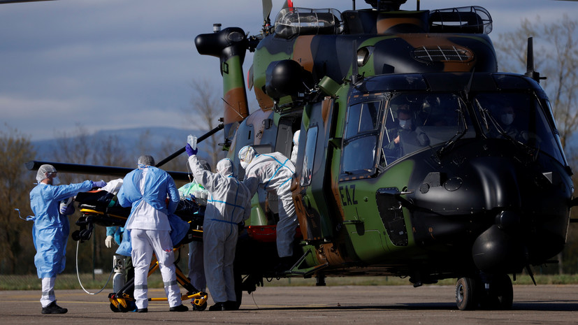 about-600-french-military-infected-with-coronavirus