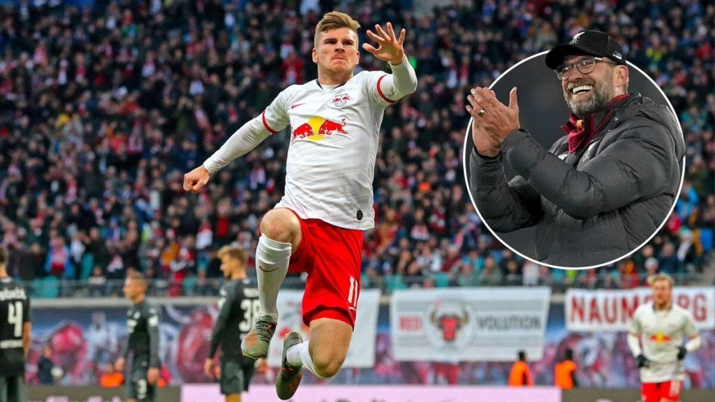 Timo Werner is ready to move to Liverpool