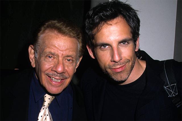 American actor Jerry Stiller dies