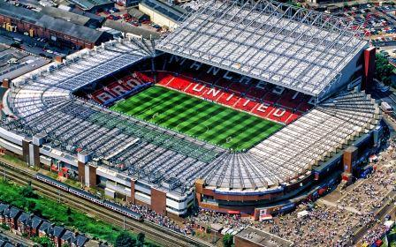 Manchester United asked fans to stay away from the stadium