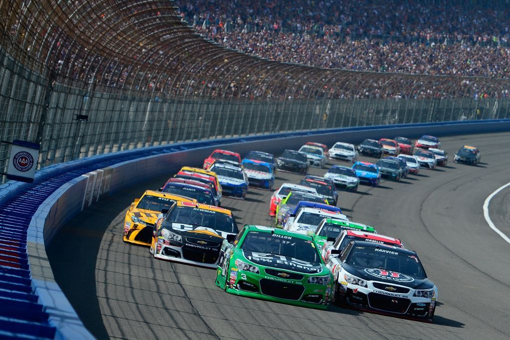 NASCAR race will be held May 17 without spectators
