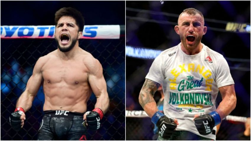 """Alexander Volkanovsky """"If Cejudo returns, I will give him the opportunity to fight for the title"""""""