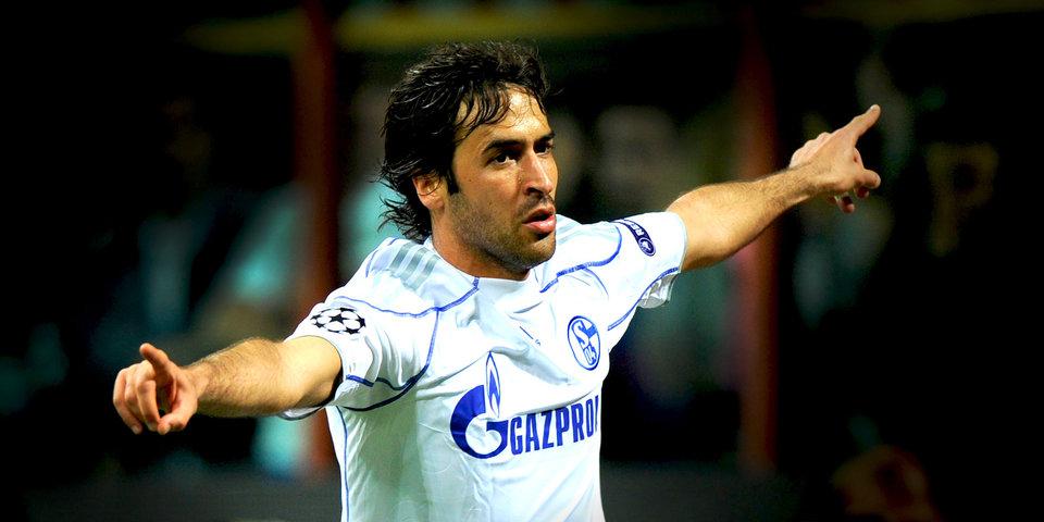 Bild Raul may lead Schalke