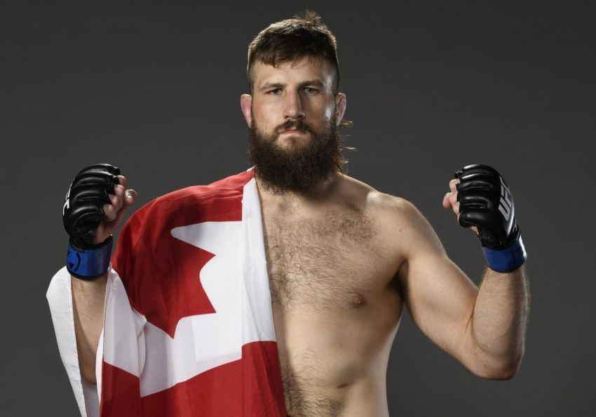 Canadian Tanner Boser wants to make a fight with Maurice Greene on UFC Fight Island