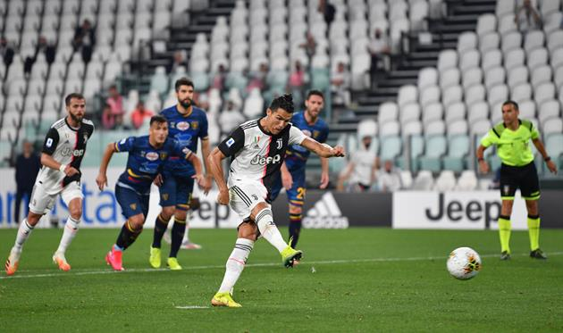 Juventus - Lecce 4- 0 Goal video and match highlights
