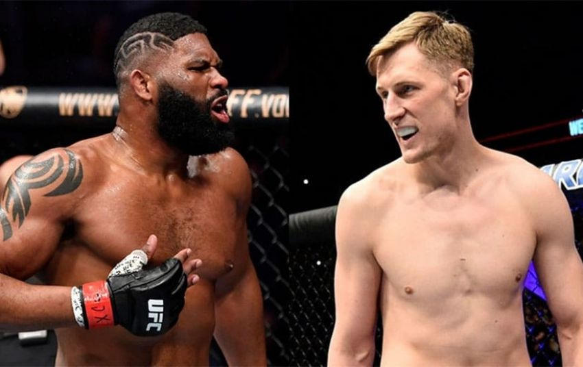 Predictions of UFC fighters for the battle of Alexander Volkov and Curtis Blades