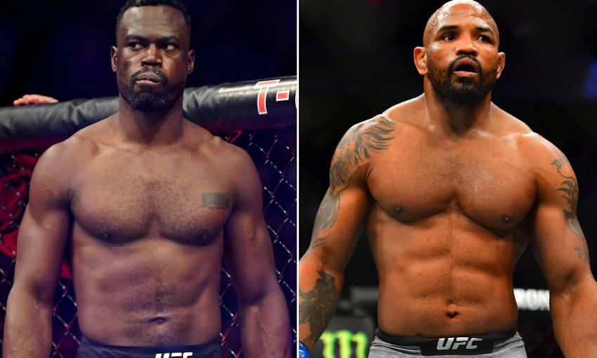 Yoel Romero and Uriah Hall agree to fight at UFC tournament in August