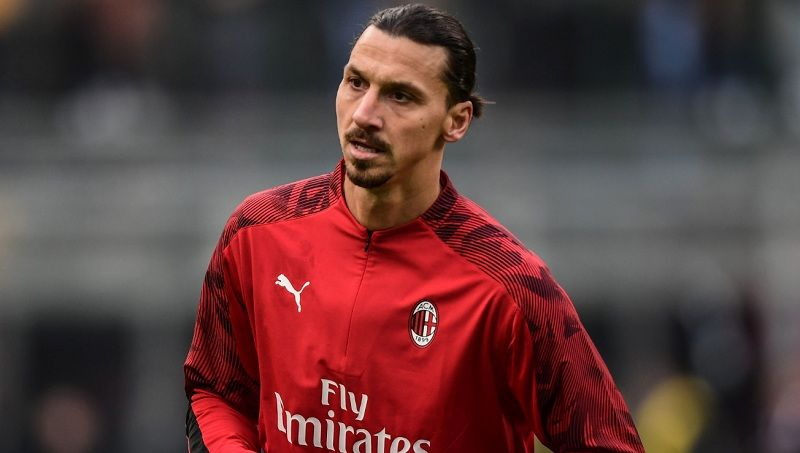 Zlatan Ibrahimoviс expects to recover for the match with Juventus
