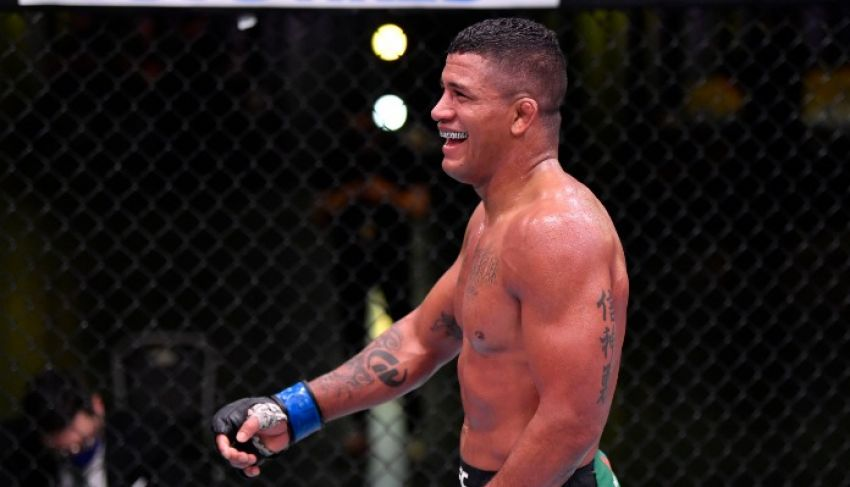 Gilbert Burns believes the fight between Usman and Masvidal will be super boring