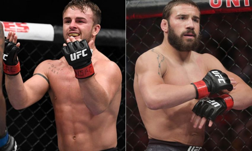 Jimmy Rivera and Cody Stamann will fight on July 15 at Fight Island