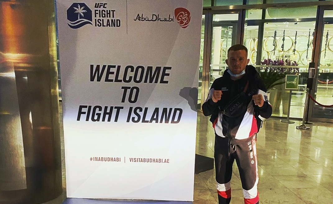 Peter Jan When I signed the contract with the UFC, I could not think that in two years I would fight for the title