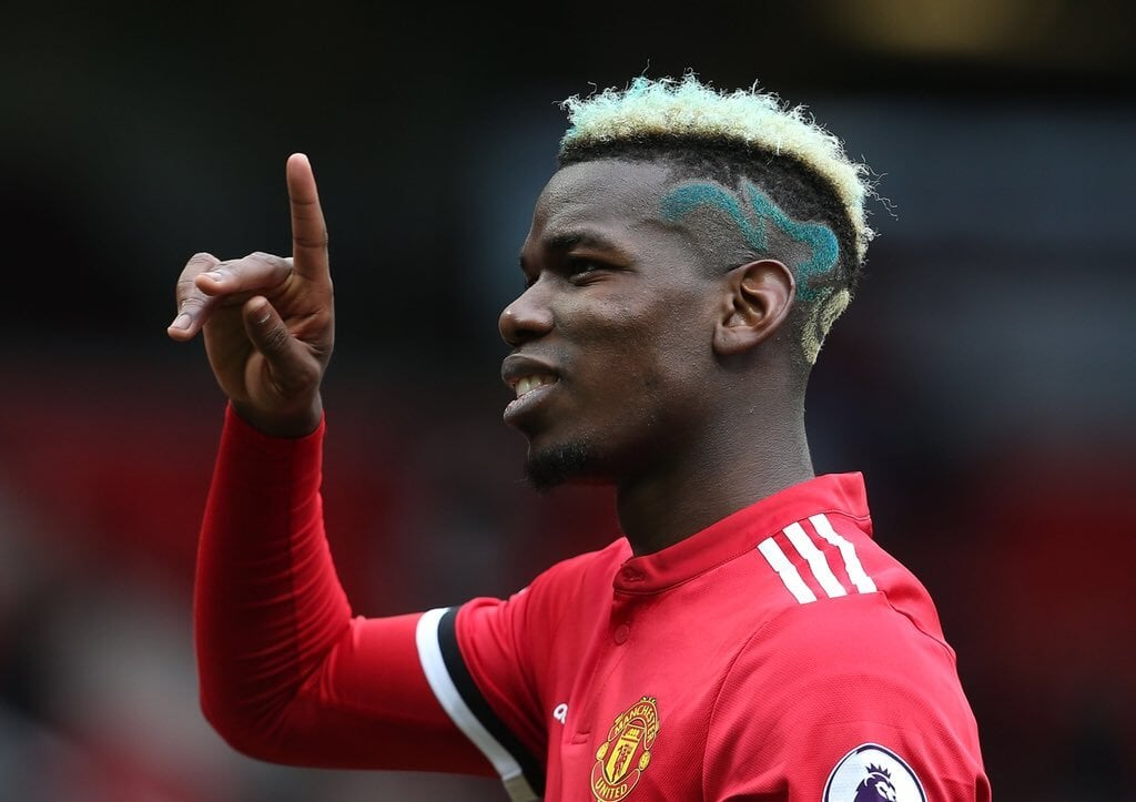 Pogba wants to stay at Manchester United