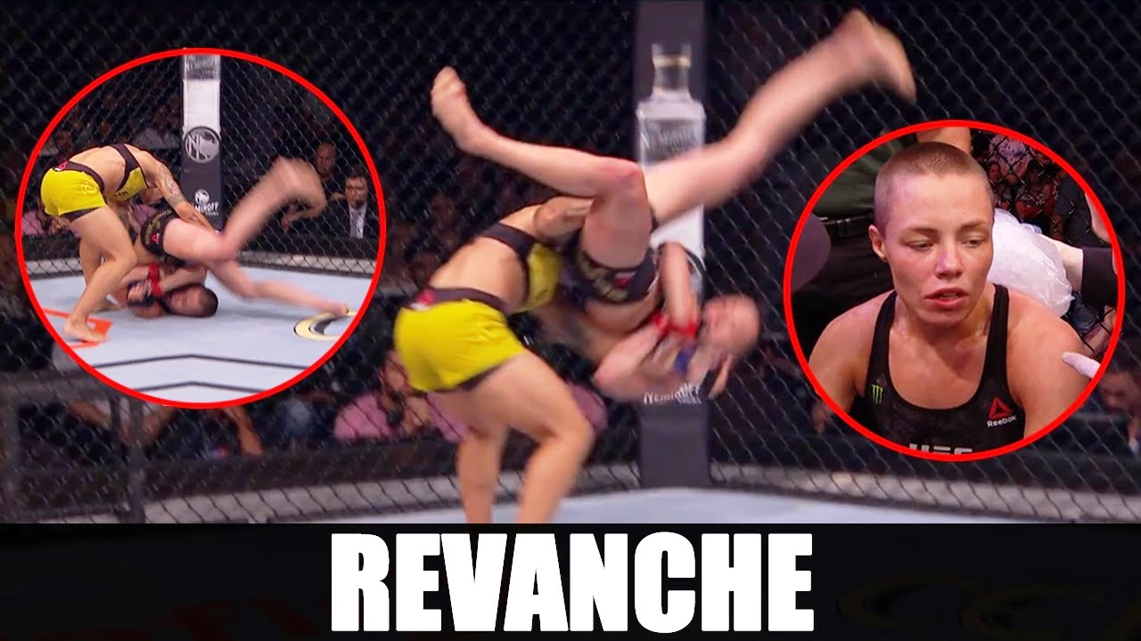 Rose Namajunas talks about changes in preparation for a rematch with Jessica Andrade
