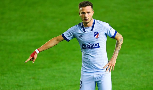 Saul Niguez about the victory of Real Madrid