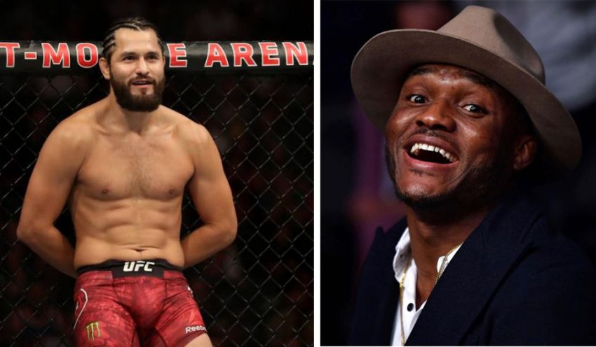 The UFC is in talks about the Usman-Masvidal match at UFC 251