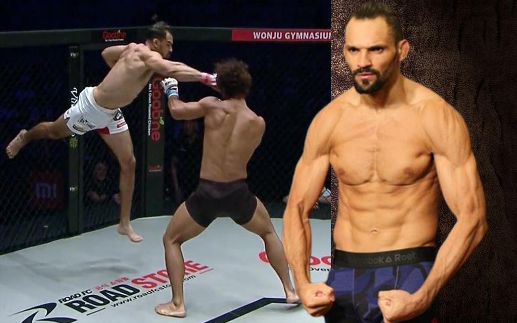 Michel Pereira promised to arrange a show in a fight with Zelim Imadayev