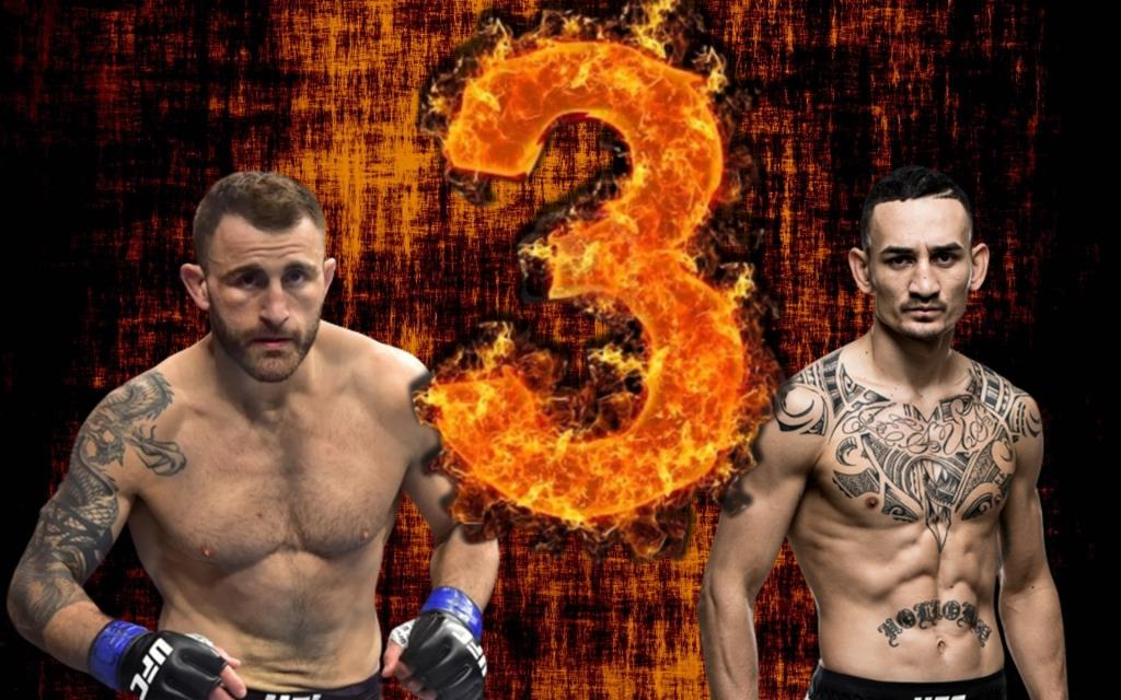 Alexander Volkanovski is ready to fight Holloway again, but not anytime soon