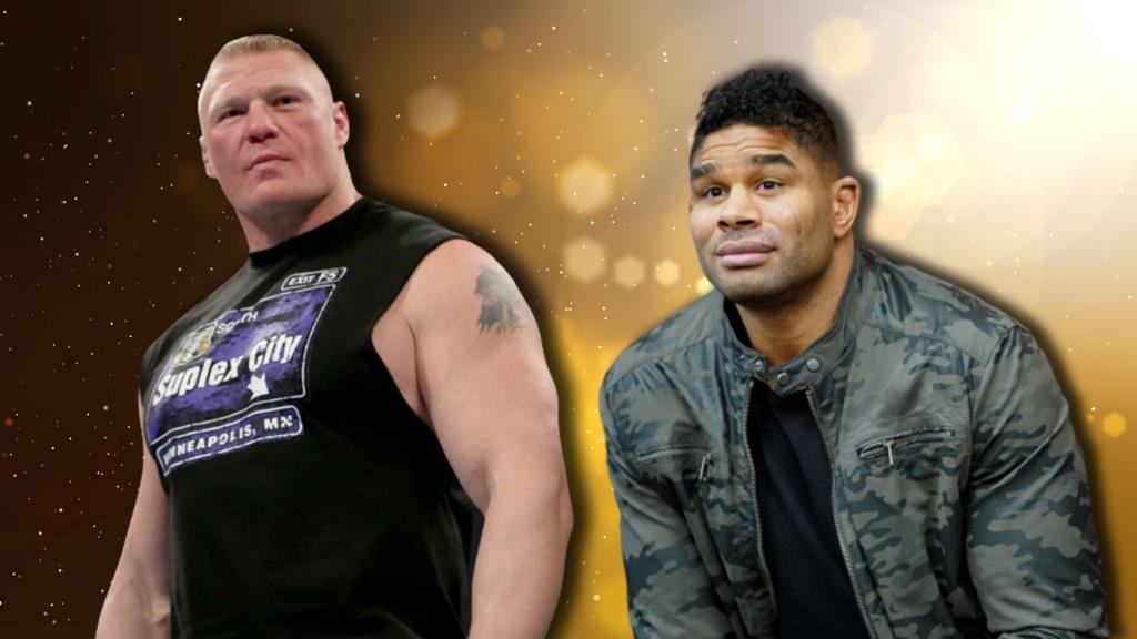 Alistair Overeem comments on rumors about Brock Lesnar's possible return to the UFC