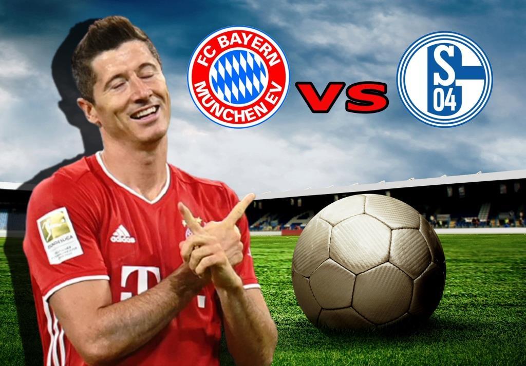 Bayern Munich vs Schalke 04 (Bundesliga) Highlights