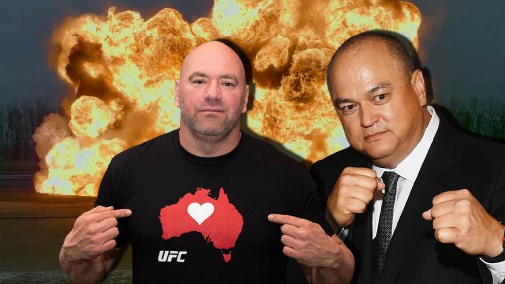 Bellator head responds to UFC president