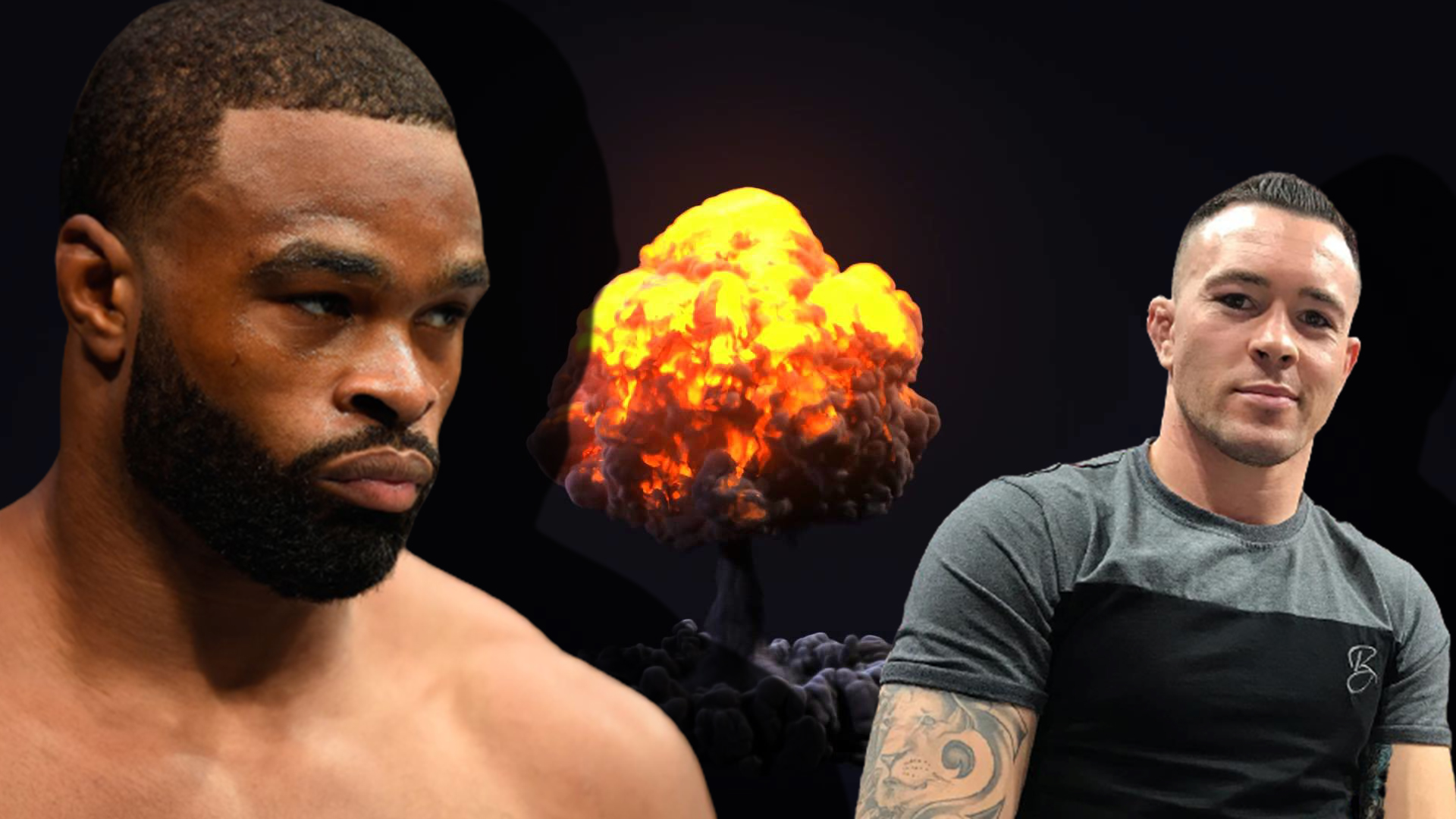 Colby Covington about fight with Woodley It'll be easy money
