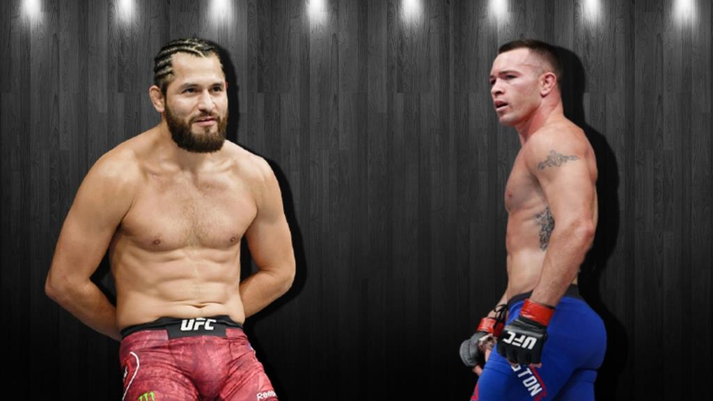Jorge Masvidal spoke about the reasons for the conflict with Colby Covington