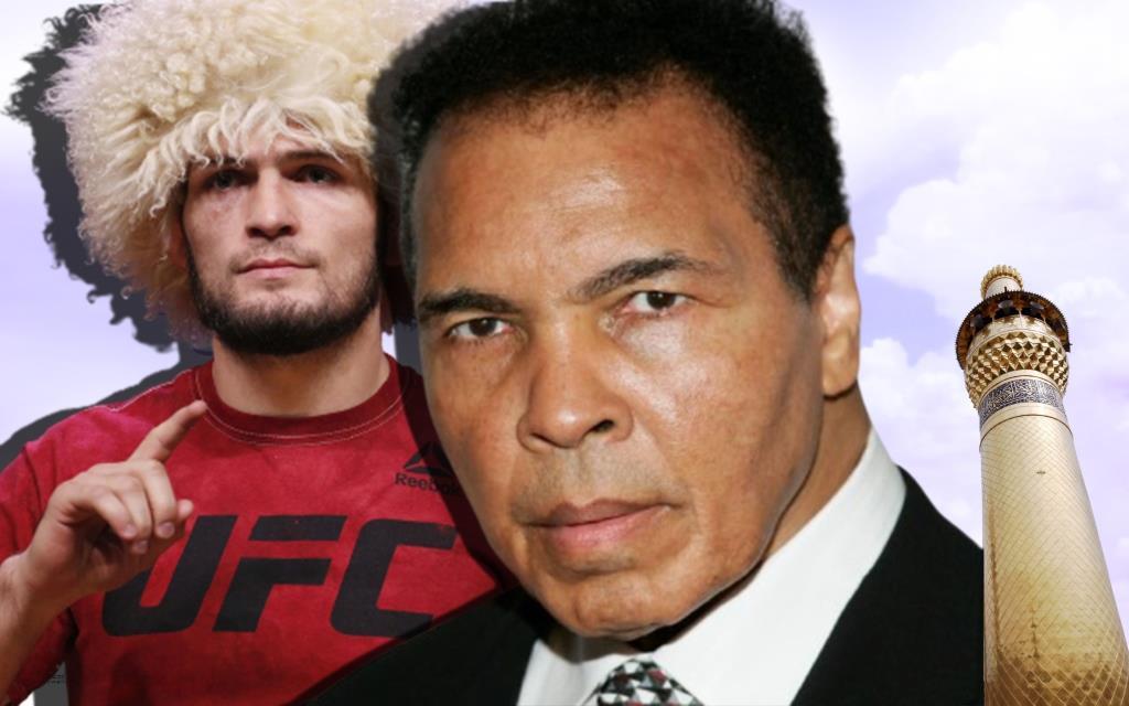 Khabib Nurmagomedov Do not compare me with Muhammad Ali