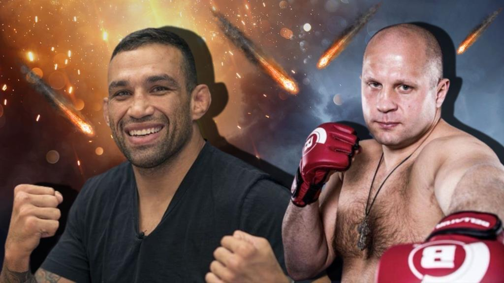 News about negotiations with Fedor Emelianenko about the fight with Fabricio Werdum