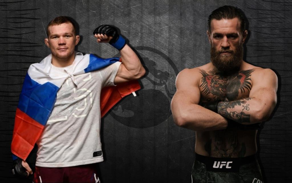 Petr Yan turned to Conor McGregor