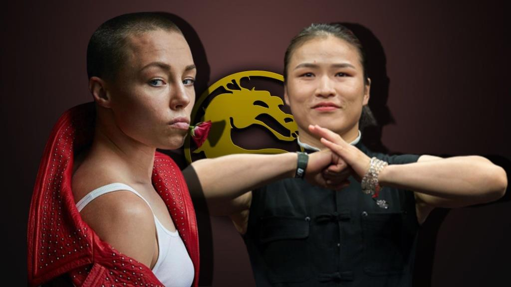 Title fight between Weili Zhang and Rose Namajunas in preparation