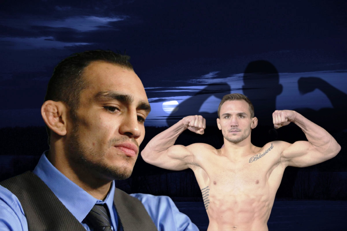 Tony Ferguson reacted to signing Michael Chandler to UFC