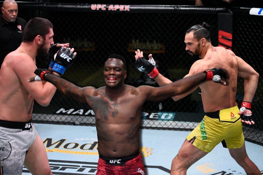 UFC Fight Night 176 Bonuses