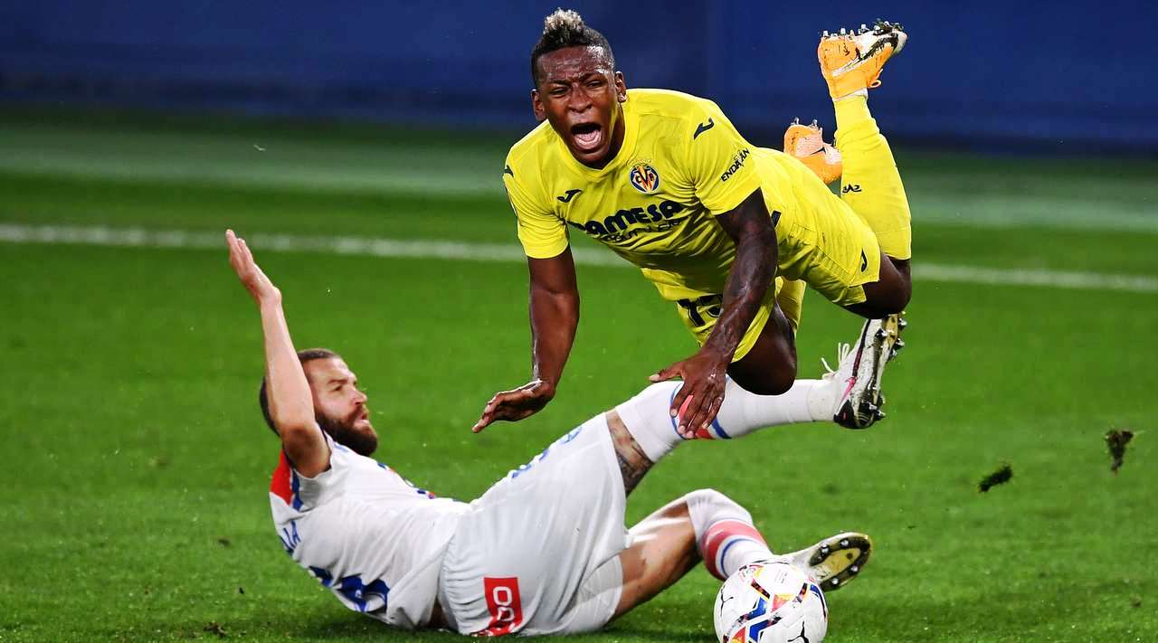 Villarreal did not experience problems with Alaves at home. Match review 09.30.2020