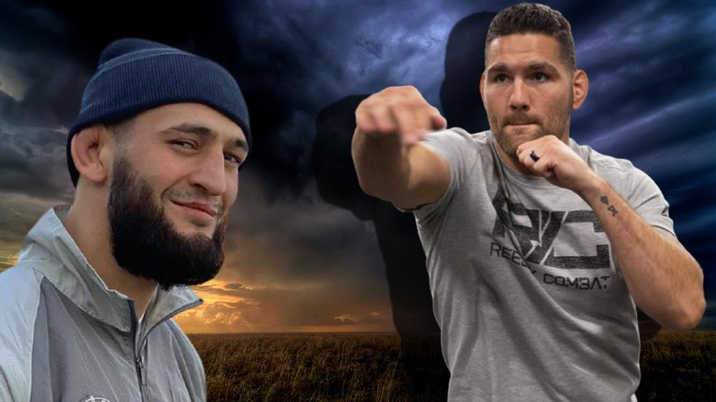 Chris Weidman explained why his fight with Khamzat Chimaev failed