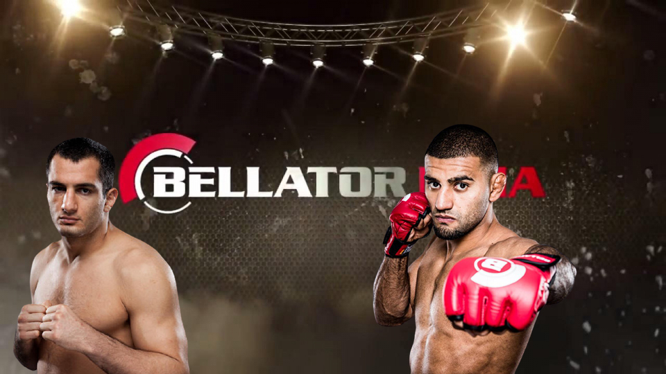 Douglas Lima and Gegard Mousasi successfully weighed in ahead of the Bellator 250 title fight.