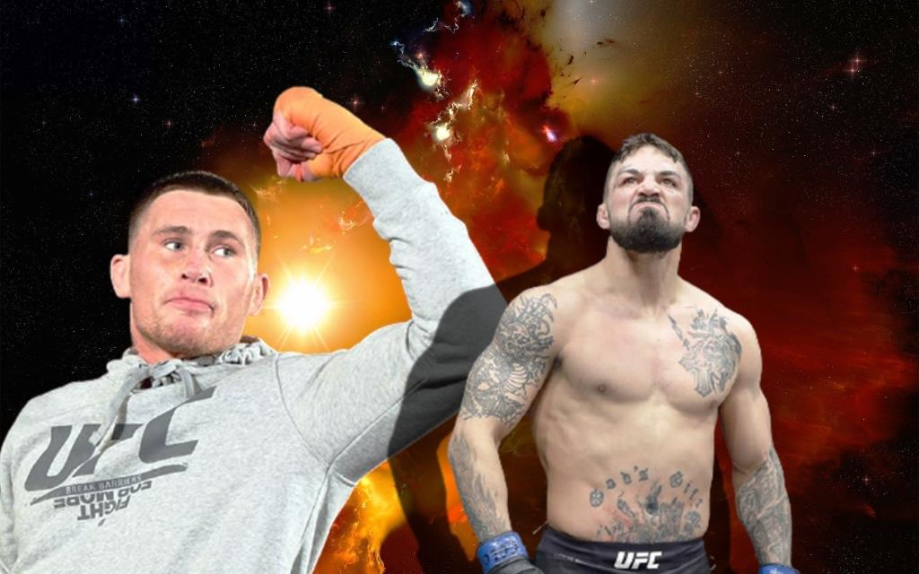 Mike Perry rejected Darren Till's offer