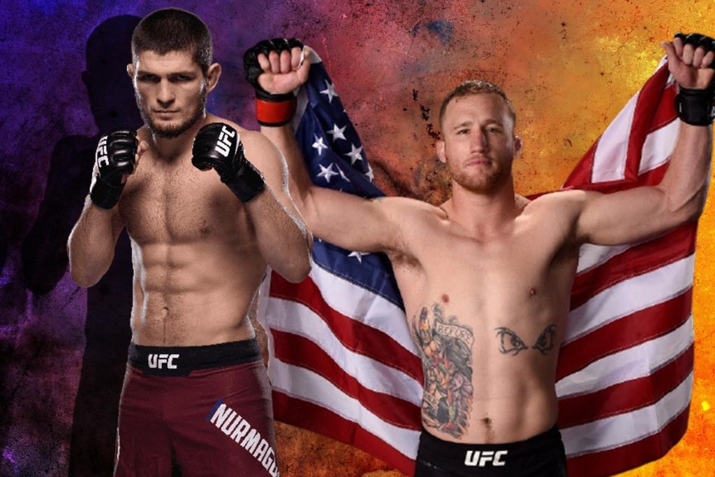 Nurmagomedov and Gaethje will fight without spectators