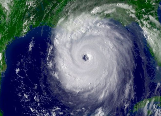 Because of warming, hurricanes last longer on land - research.