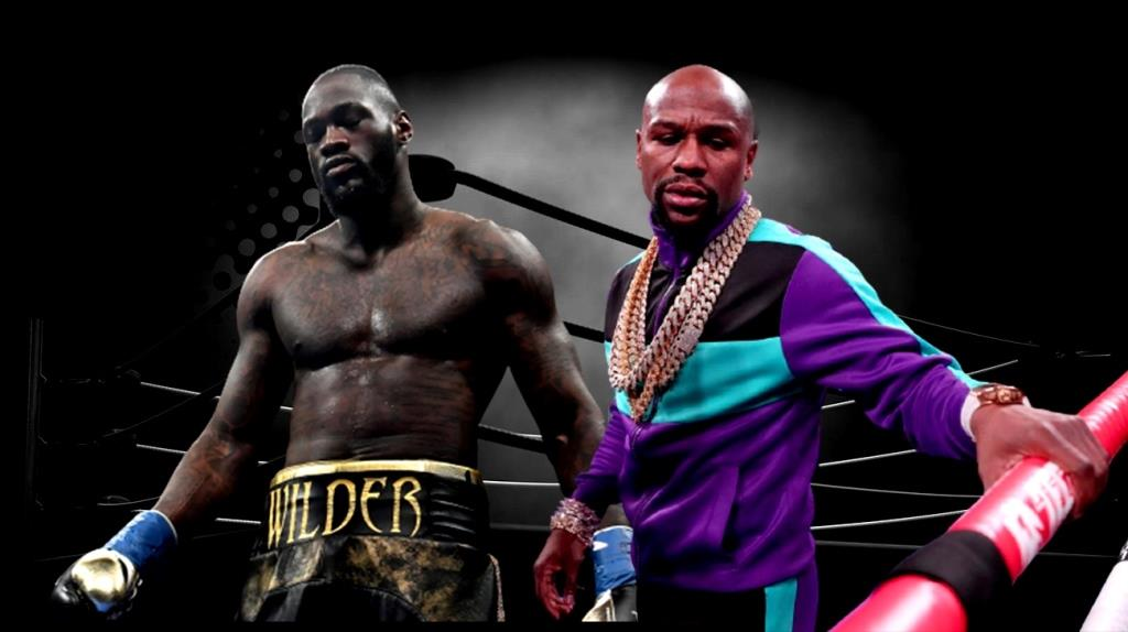 Boxing news Deontay Wilder about Mayweather