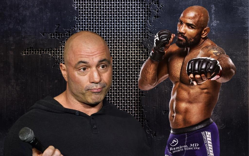 Joe Rogan called Yoel Romero a unique fighter.
