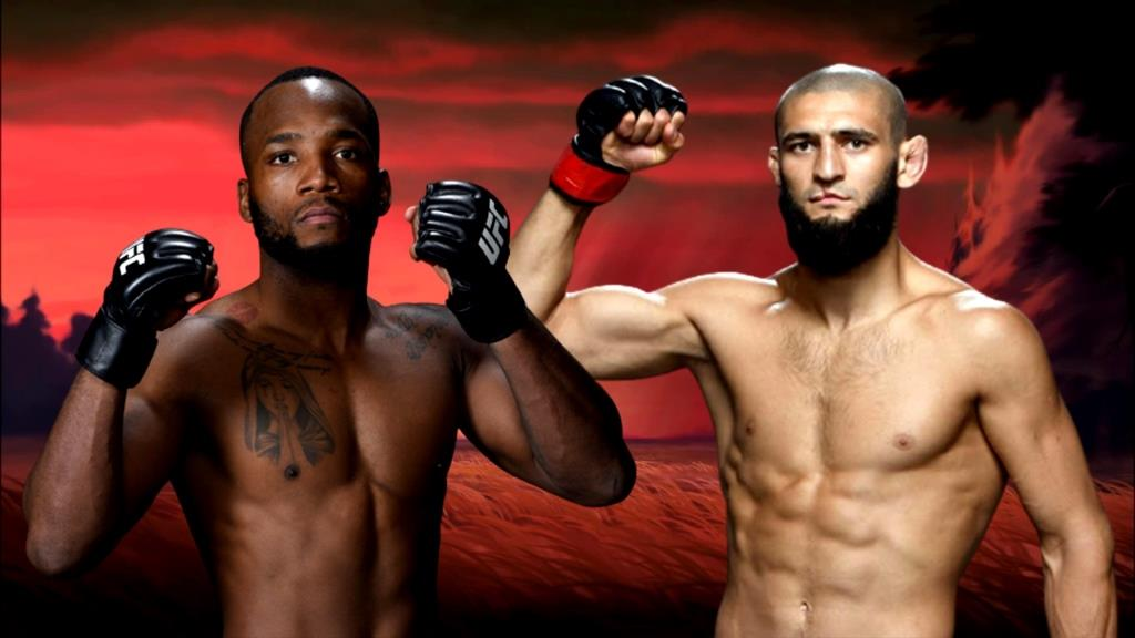 Leon Edwards spoke about the fight with Chimaev
