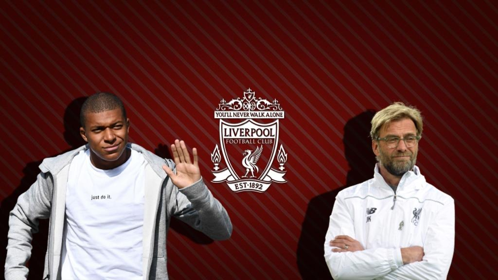 Liverpool are ready to sell Salah, Mane or Firmino to sign Mbappe.