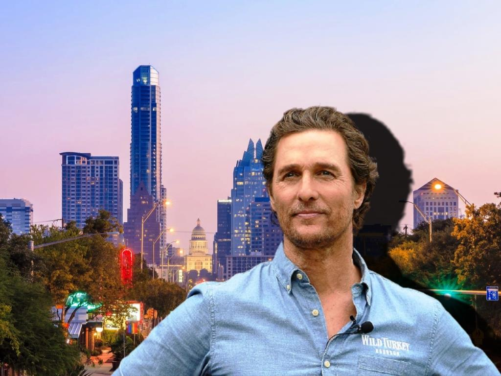 Matthew McConaughey did not rule out his participation in the election for governor of Texas.