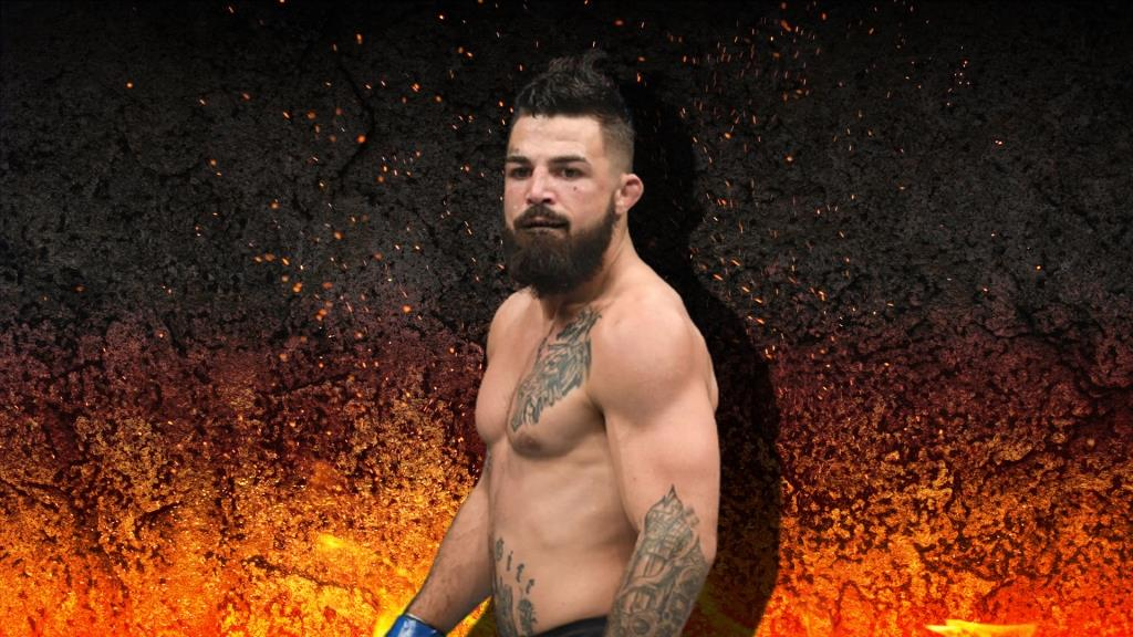Mike Perry responds to domestic violence allegations