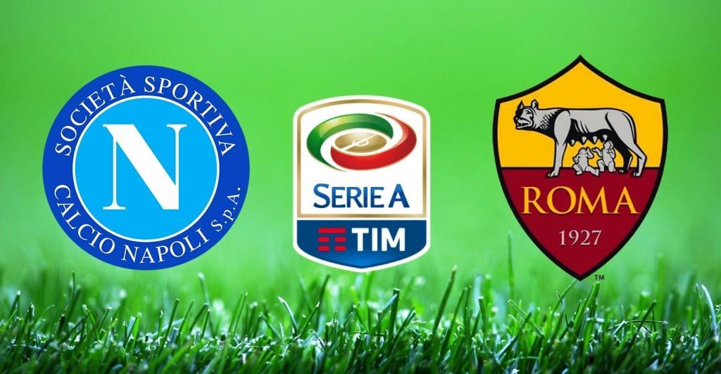 Napoli vs Roma (Serie A) Highlights