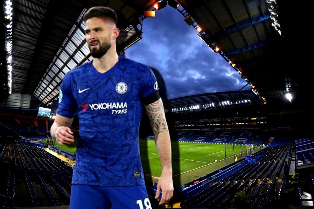 Olivier Giroud will push for leaving Chelsea in January - The Athletic.
