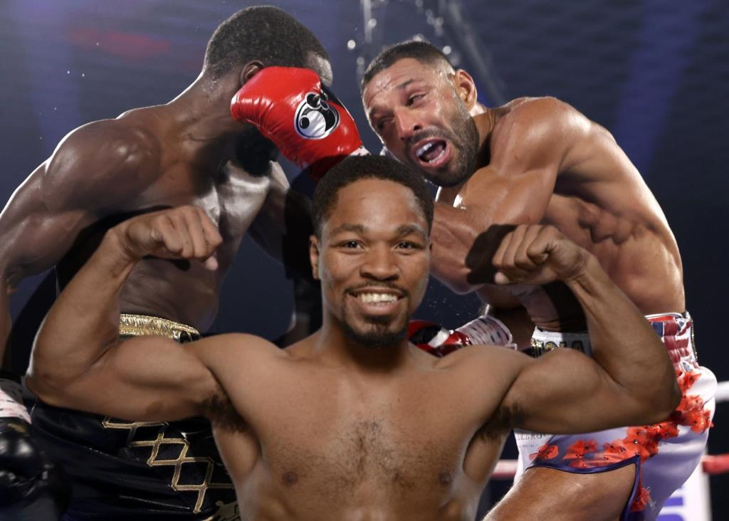 Shawn Porter commented on Terence Crawford's win over Kell Brook.