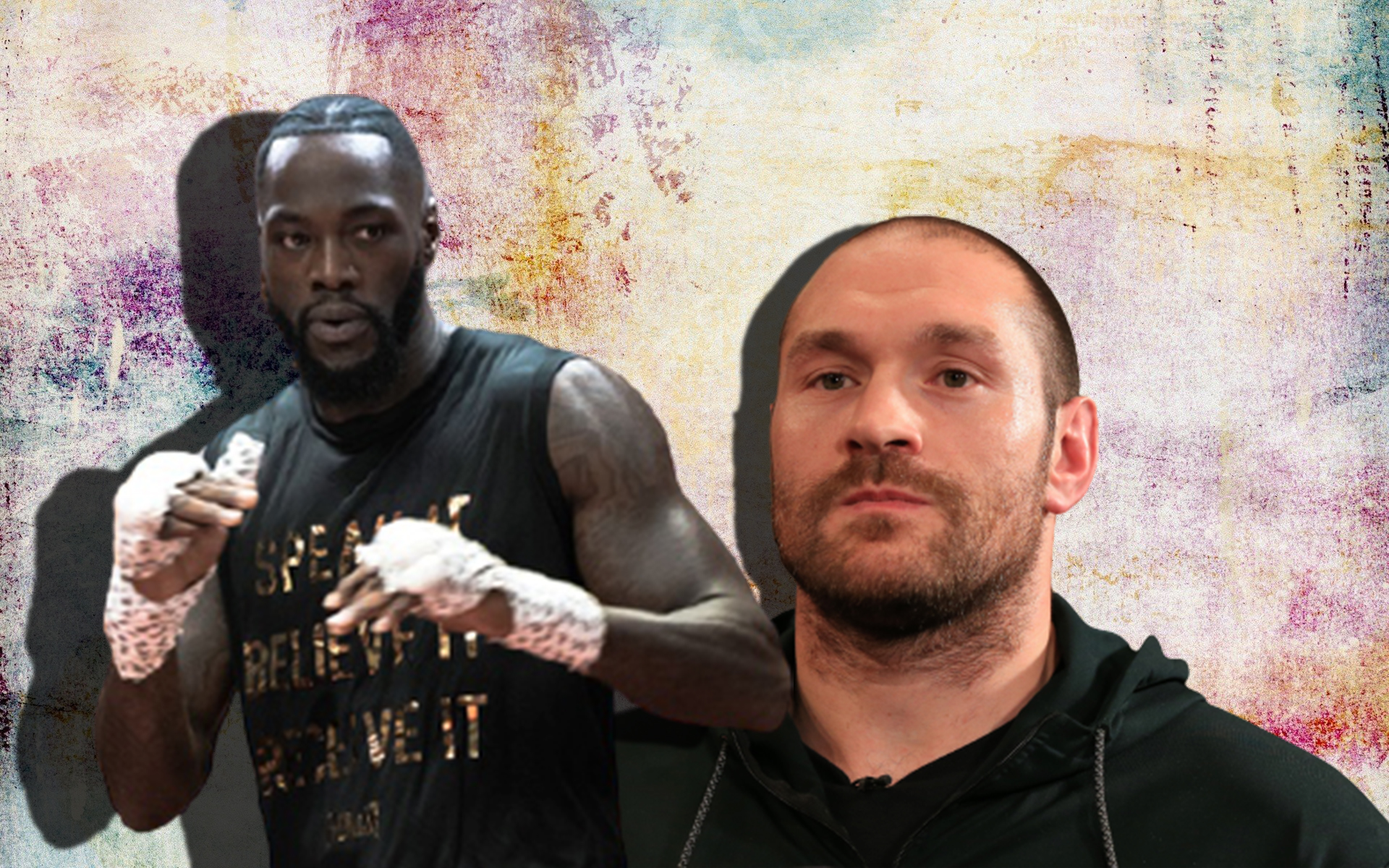 Tyson Fury offered Deontay Wilder help in dealing with psychological problems.