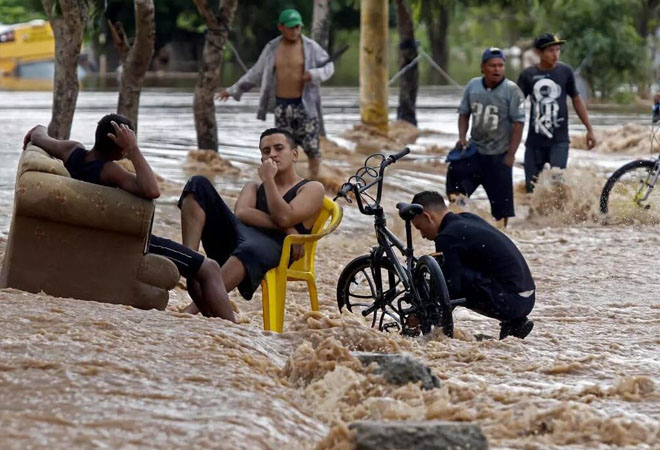 Victims of Storm Iota in Central America rise to 40