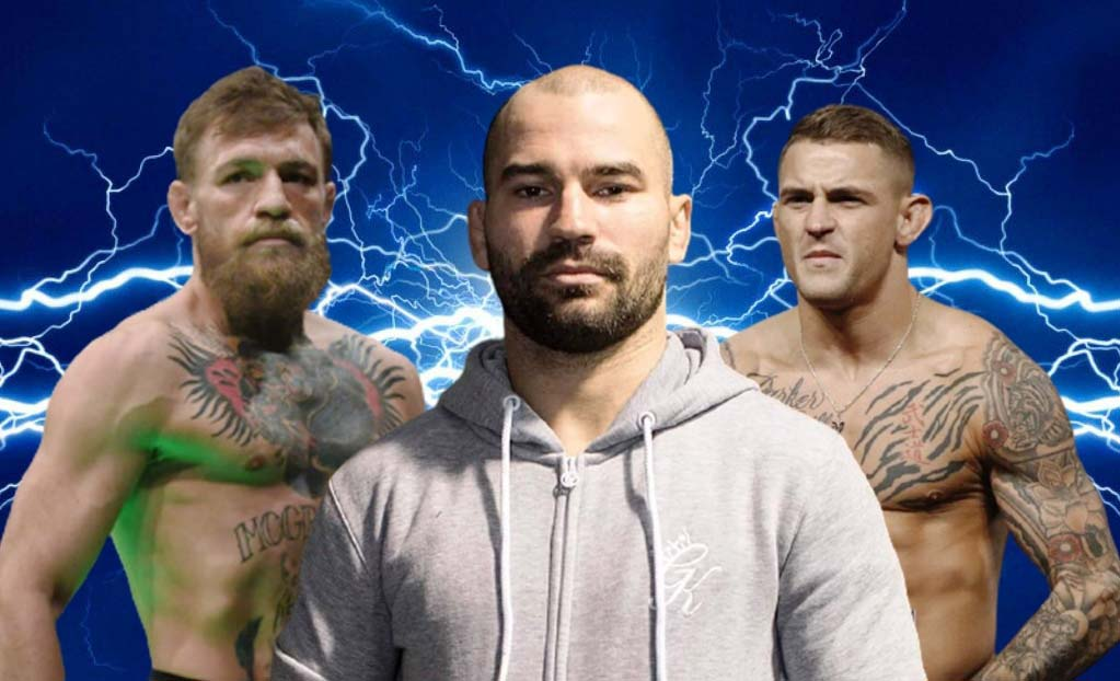 Artem Lobov gave a prediction for the fight between Conor McGregor and Dustin Poirier